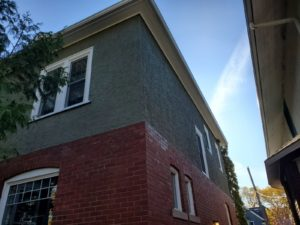 cost of exterior painting